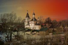 Free Orthodox Church Stock Image - 24401691