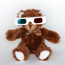 Free 3D Glasses Stock Photos - 24416873