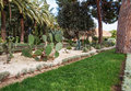 Free Fragment Of Famous Bahai Gardens In Haifa Stock Images - 24424054