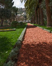 Free Fragment Of Famous Bahai Gardens Royalty Free Stock Photography - 24424097