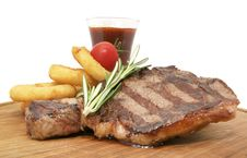 Free Steaks Stock Photos - 24422683