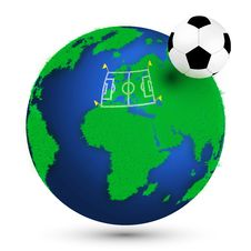 Free European Soccer Championship Stock Photo - 24423520