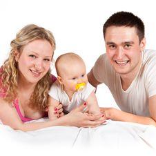 Free Happy Family Stock Photos - 24423943