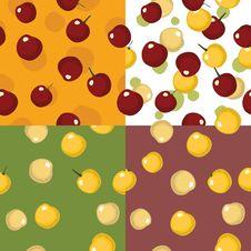 Free Cherry Pattern Stock Photos - 24426893