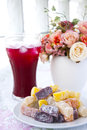 Free Jelly With Juice Royalty Free Stock Image - 24430956
