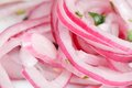 Free Sliced Red Onion Royalty Free Stock Images - 24433859