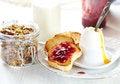 Free Breakfast Food Royalty Free Stock Image - 24438376