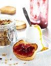 Free Breakfast Food Royalty Free Stock Photo - 24438405