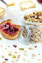 Free Breakfast Food Royalty Free Stock Photography - 24438417