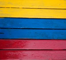 Free Painted Wood Royalty Free Stock Photography - 24437527