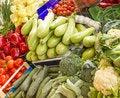 Free Fresh Organic Vegetable Royalty Free Stock Photography - 24446077