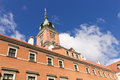 Free Sights Of Poland. Warsaw Royal Castle. Stock Image - 24446451