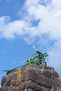 Free Cannon Monument Stock Photos - 24449503