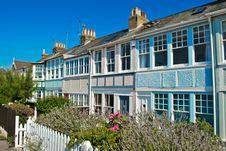 Free Housing Estate England Stock Images - 24440964