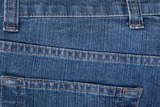 Free Texture Of Denim Stock Photos - 24441223