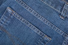 Free Texture Of Denim Royalty Free Stock Photography - 24441237