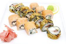 Free Sushi Stock Photo - 24441750