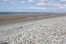 Free Seashore In Wales Stock Photography - 24442642