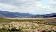 Free Railway Bridge In Barmouth Stock Photography - 24442752