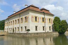 Free State Chateau Kratochvile &x28;Czech Republic&x29; Stock Image - 24443571