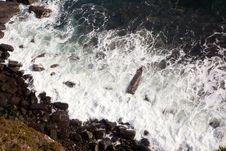 Free Ocean Wave Coastal Stock Images - 24446864