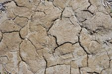 Free Arid Ground Stock Images - 24449284