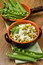Free Risotto With Peas Royalty Free Stock Photos - 24447648