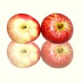 Free Fresh Red Apples Royalty Free Stock Photos - 24452998