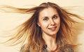 Free Beautiful Smiling Woman Stock Photography - 24453372
