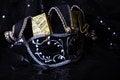 Free Venetian Mask Royalty Free Stock Photo - 24456905