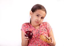 Free Difficult Healthy Choice Stock Photography - 24450762