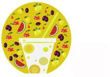 Free Fruits Juice Stock Photo - 24451420