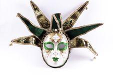Free Venecian Mask Stock Photo - 24453170