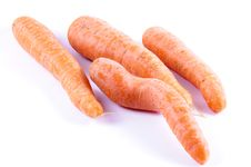 Free Carrots Royalty Free Stock Photography - 24453547