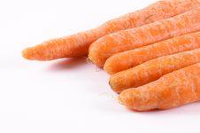 Free Raw Carrot Royalty Free Stock Photos - 24453558