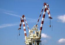 Free Cranes Stock Photo - 24454960