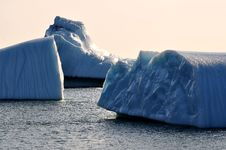 Free Newfoundland Iceberg Stock Photography - 24456622