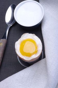 Free Egg Kok Royalty Free Stock Photos - 24459118