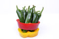 Free Chilly Peppers Stock Photography - 24461122