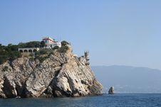 Free Crimean Coast Royalty Free Stock Photo - 24463885