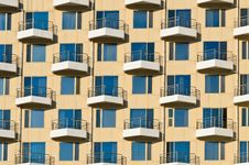 Free Building Facade Pattern Stock Photos - 24469333