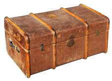 Free The Old Chest Royalty Free Stock Photos - 24478118