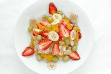 Free Fresh Fruit Salad Stock Images - 24488454