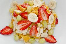 Free Fresh Fruit Salad Stock Image - 24488621