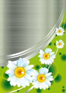 Free Abstract Metallic Background Stock Photo - 24489220