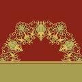 Free Vector Ornament. Stock Photos - 24494093