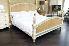 Free Bedroom Royalty Free Stock Photo - 24491105
