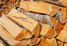 Free Firewood Royalty Free Stock Photo - 24491675