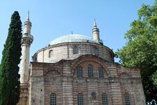 Free Emir Sultan Mosque, Bursa Royalty Free Stock Photos - 24496128