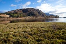 Free Loch Shiel Lake Reflection Scotland Stock Photos - 24498743